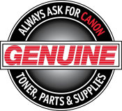 Canon Genuine Parts Supplier